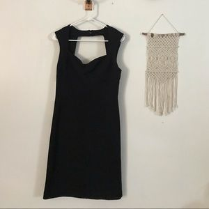 White House Black Market Black Dress